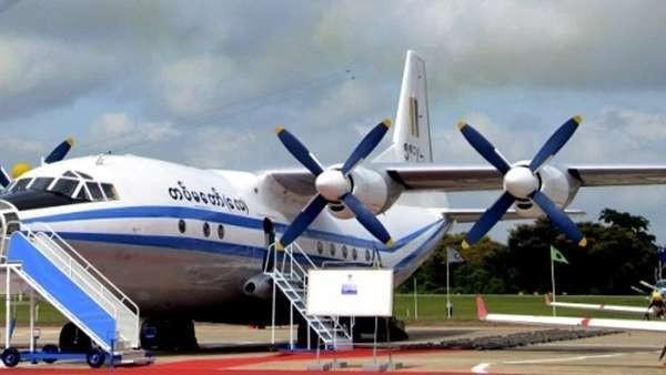 Se estrelló un avión con 116 personas a bordo en Myanmar