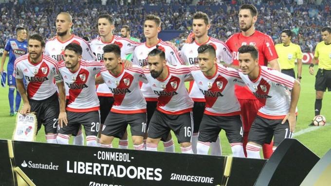 Un futbolista de River dio positivo en un control antidoping por la Copa Libertadores