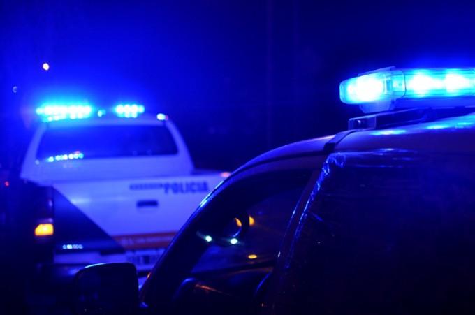 Un hombre fue detenido luego de dispararle a la policía