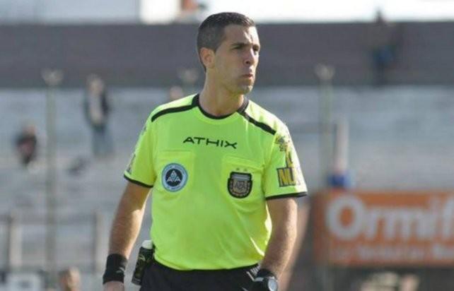 Hernán Mastrángelo será el árbitro entre Unión y Nueva Chicago