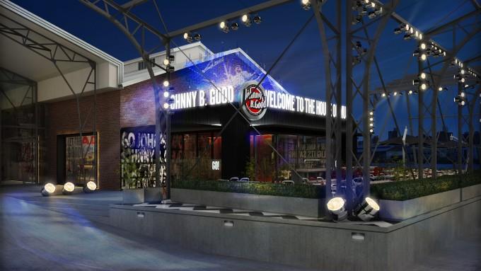 Johnny B. Good inauguró su nuevo local en el Ribera