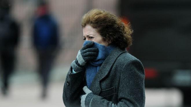 Miércoles invernal en la ciudad