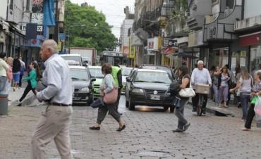 Una mujer fue detenida luego de robar en un local de la peatonal