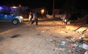 Detenido por violencia de género en Villa Oculta