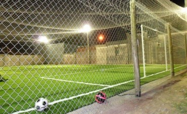 Murió un joven mientras jugaba un partido de fútbol