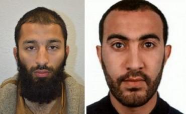 La policía identificó a dos de los atacantes de Londres