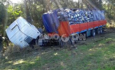 Cinematográfica persecución protagonizada por un camión con mercadería de contrabando