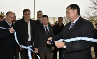 El parque industrial de Rafaela ya cuenta con un centro de capacitación realizado con el aporte del Banco Santa Fe
