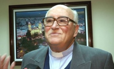 El Padre Ceschi será trasladado a Rosario el próximo lunes
