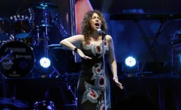 Patricia Sosa cerró el primer fin de semana de Tecnópolis