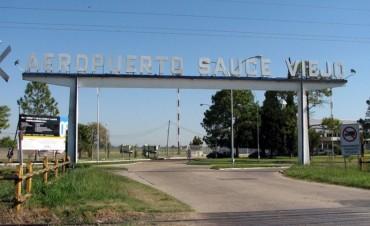 Desde el lunes, el Aeropuerto de Sauce Viejo estará cerrado