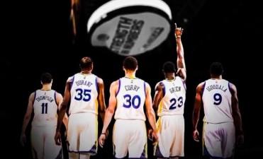 Golden State ganó el campeonato de la NBA