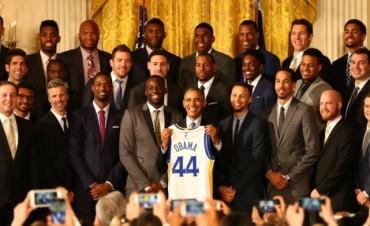 Los Warriors se niegan a visitar a Trump tras ganar la NBA
