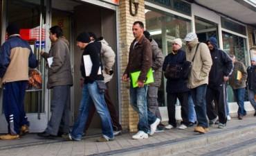 La desocupación en Santa Fe se ubicó en el 5,2%