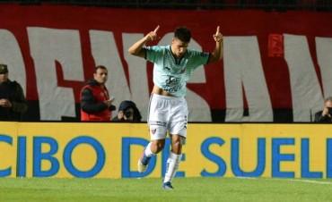 Colón le ganó un partido clave a San Lorenzo