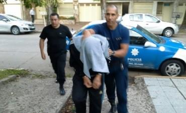 Cayó preso un violento castigador de mujeres en Varadero Sarsotti