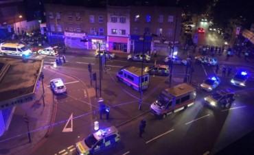 1 muerto y 10 heridos en un nuevo atentado en Londres