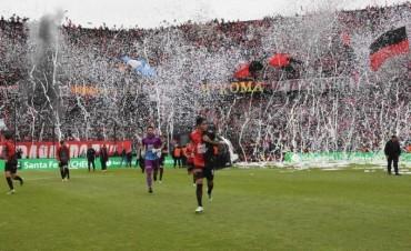 Colón se aseguró un lugar en la Copa Sudamericana