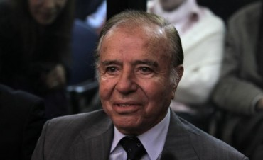 Confirman la condena a Menem por el contrabando de armas