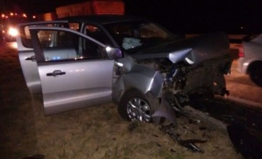 Accidente fatal en la Ruta Nacional 33