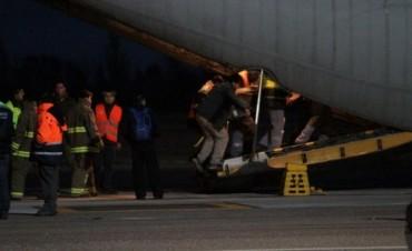 Tragedia de Mendoza: los cuerpos de las víctimas fueron trasladados a Buenos Aires