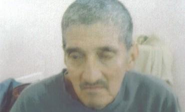 Se buscan familiares de Juan Roberto Pedraza