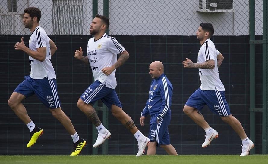 Se suspendió el partido entre Argentina e Israel por las amenazas