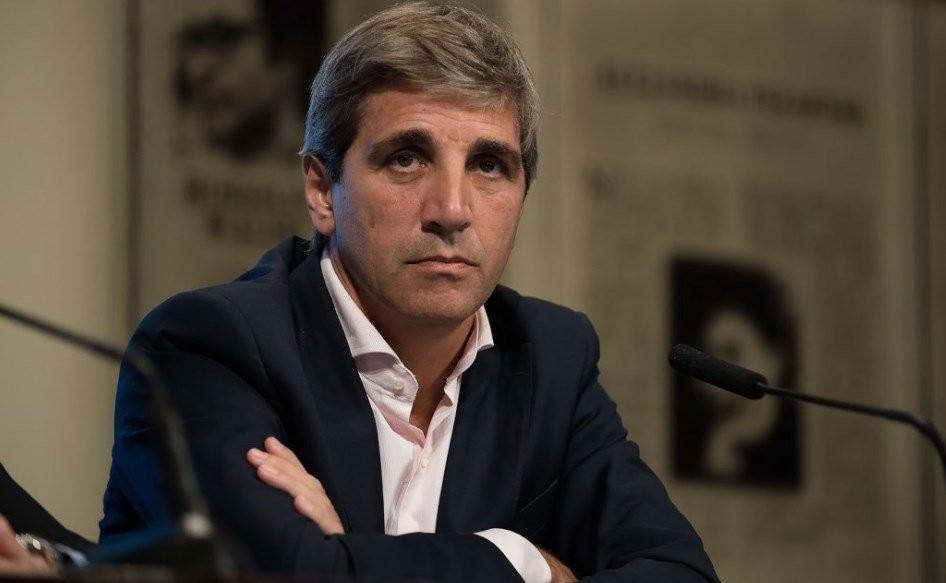 Luis Caputo fue designado como presidente del Banco Central
