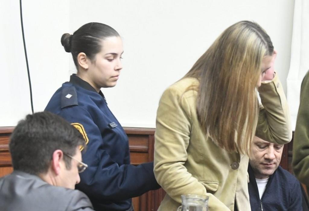 El fiscal pidió prisión perpetua para Nahir Galarza