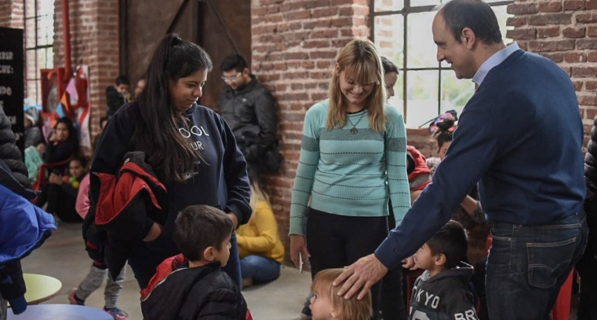 El Municipio celebró con niños y niñas la Semana de los Jardines