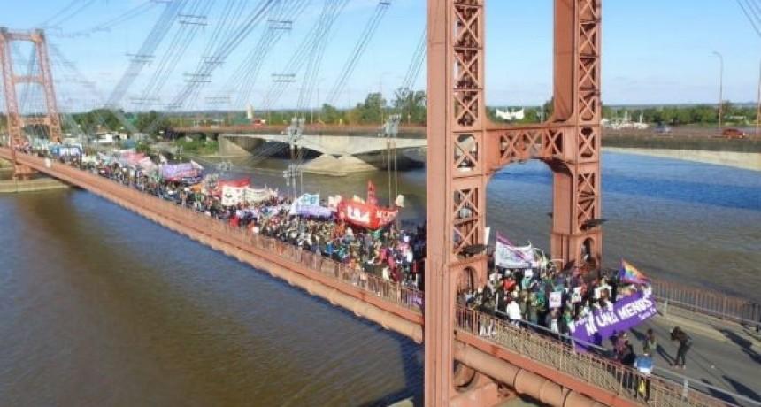 Ni Una Menos: Nueva movilización en Santa Fe