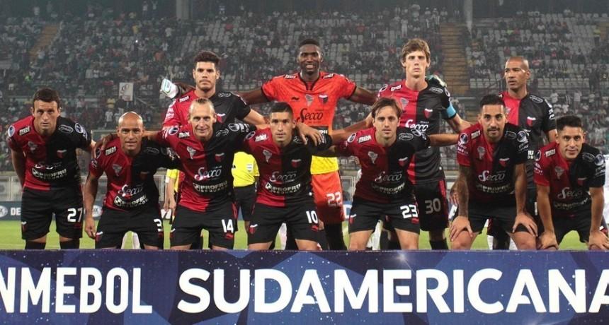 Colón jugará frente a San Pablo de Brasil por la Copa Sudamericana
