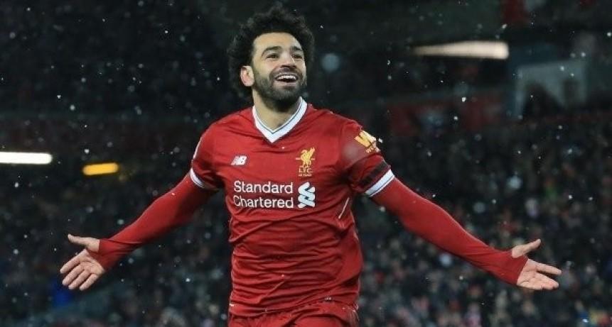 Mohamed Salah podría ser compañero de Lionel Messi