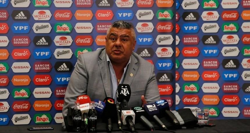 Tapia habló sobre la cancelación del partido contra Israel