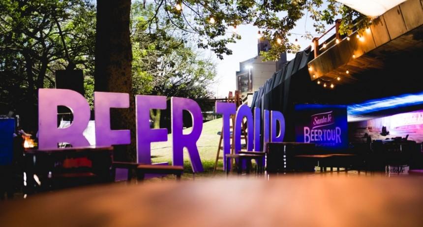 Beer Tour bajo el puente