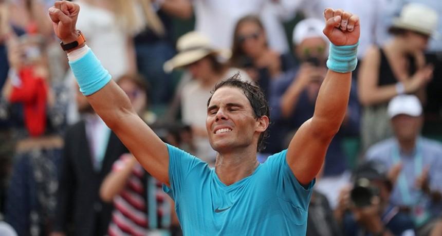 Nadal obtuvo su 11° título en el Roland Garros
