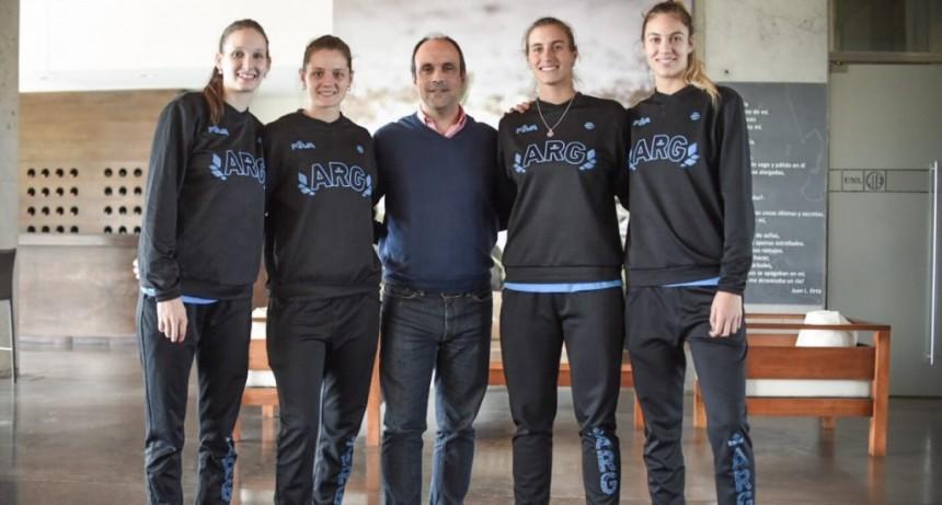 Ya se palpita la Liga de las Naciones del voley femenino en la Ciudad