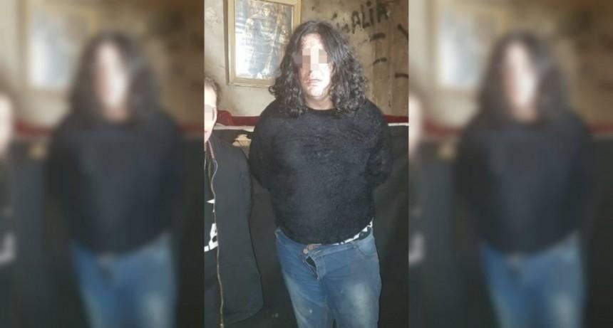 Detuvieron a uno de los hijos de Daniel Passarella por tenencia de drogas