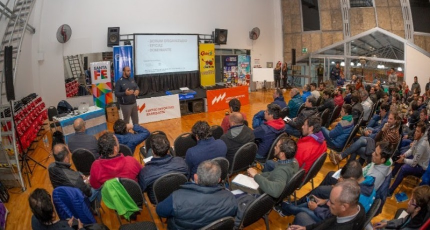 Clínicas y capacitaciones de UAR en la Semana Puma deSantaFe