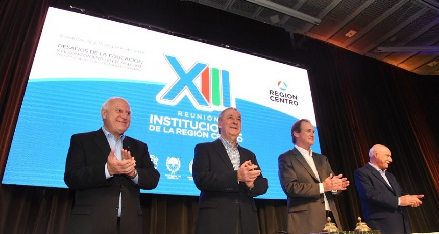 Lifschitz se reunió con los gobernadores de Córdoba y Entre Ríos para potenciar la Región Centro