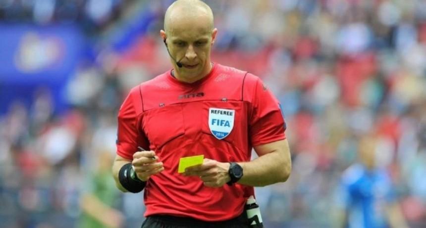 Szymon Marciniak será el árbitro del primer partido de Argentina en el Mundial