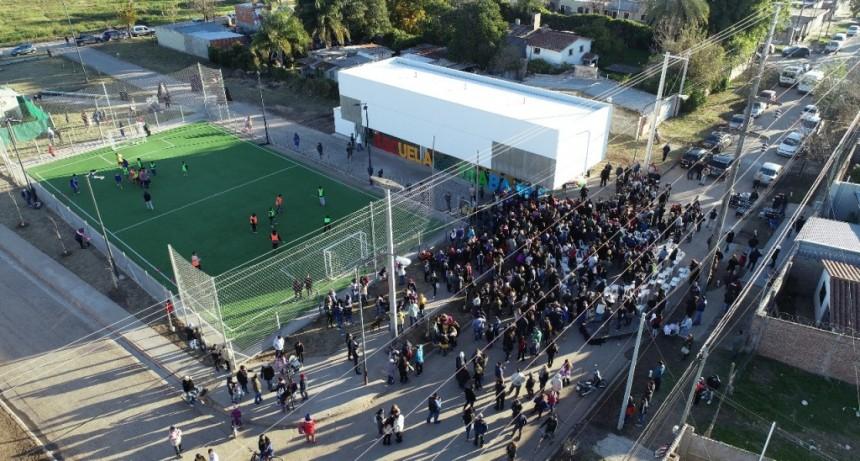 José Corral inauguró el edificio NIDO junto a Rogelio Frigerio