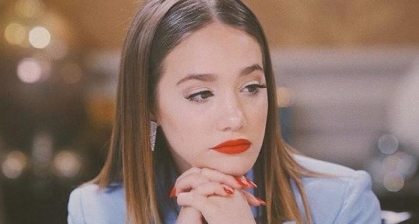 Ángela Torres tuvo un accidente mientras se dirigía a las grabaciones de Simona