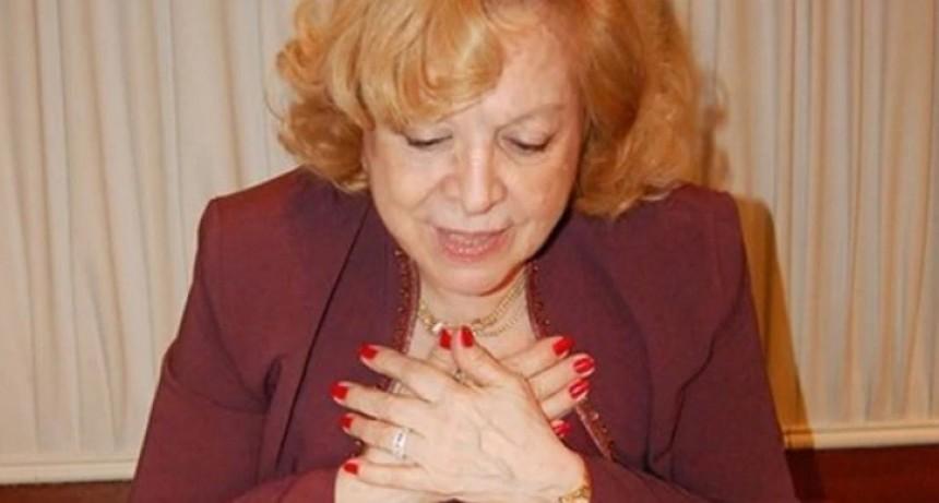 Murió la actriz y cantante Violeta Rivas