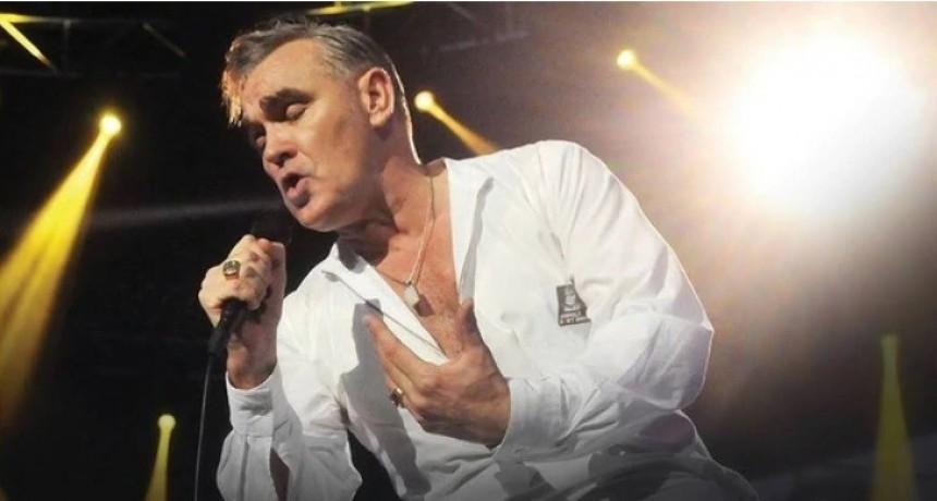 Morrissey vuelve a Argentina en diciembre