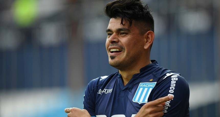 Gustavo Bou vuelve a Racing