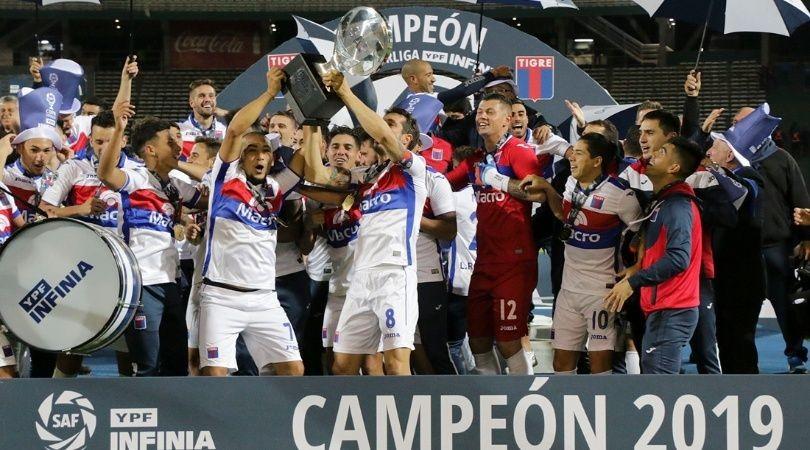 Tigre hizo historia y se consagró campeón de la Copa de la Superliga