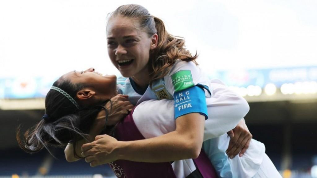 Argentina debutó con un empate en el Mundial femenino frente al subcampeón Japón