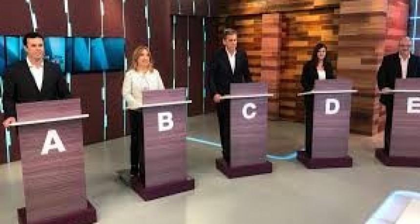 El debate de candidatos a intendente tuvo propuestas, cruces y un cierre picante
