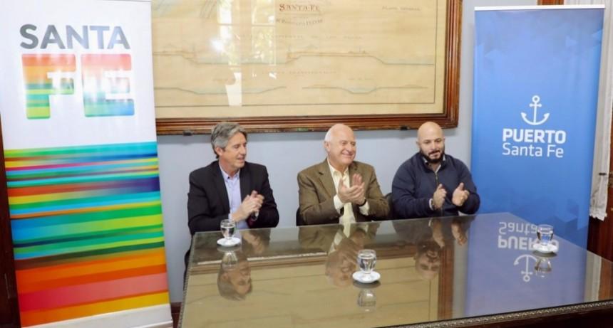 Avanza el proceso para concesionar la Terminal de Contenedores del Puerto